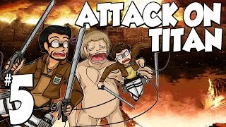 Attack on Titan Tribute Game | Ep.5 | Time
