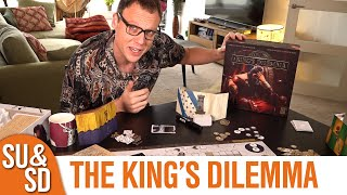 The King's Dilemma Review - Addictive, Political Poker