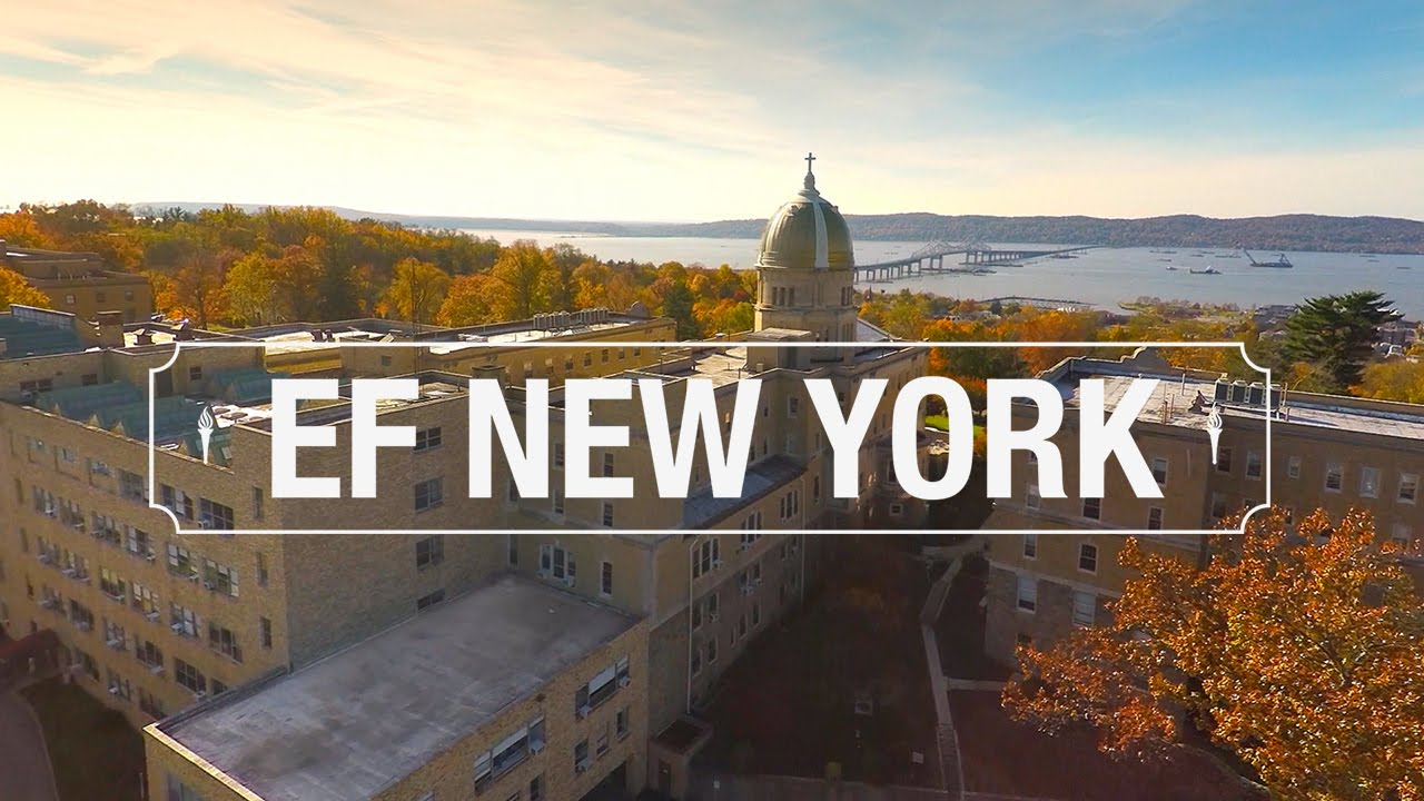 Ef New York Campus Tour Youtube