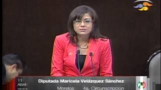 Dip. Maricela Velázquez (PRI) - Aniversario luctuoso del General Emiliano Zapata