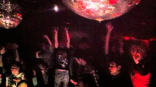 "Los Suruba playing ""Spanish Pantalones (Hot Since 82 Rmx)"" at Mondo .MOV"