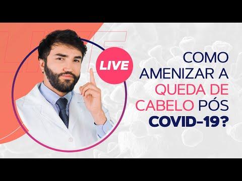 Coronavírus: como amenizar a queda de cabelo pós COVID-19?