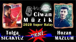 Halay Süper Full 2020 (Civan Müzik) Hozan Mazlum Tolga Sıcakyüz 05423414065