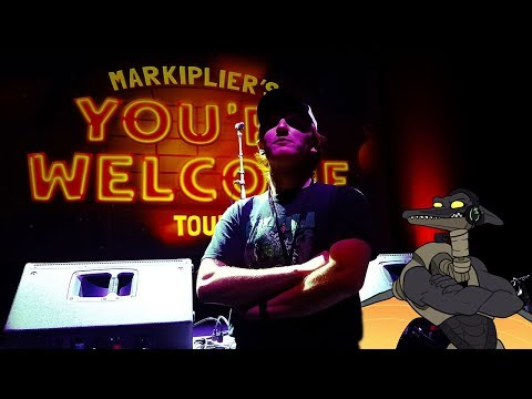 Markiplier's You're Welcome Tour VIP Experience Phoenix