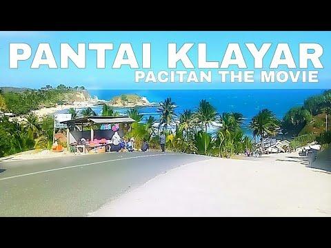 Pantai Klayar Pacitan The Movie