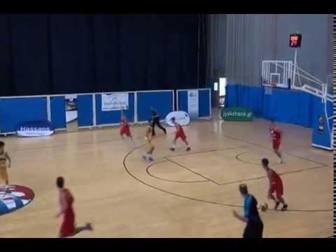 U18 Men European Championships: Gibraltar v Andorra 17/7/15