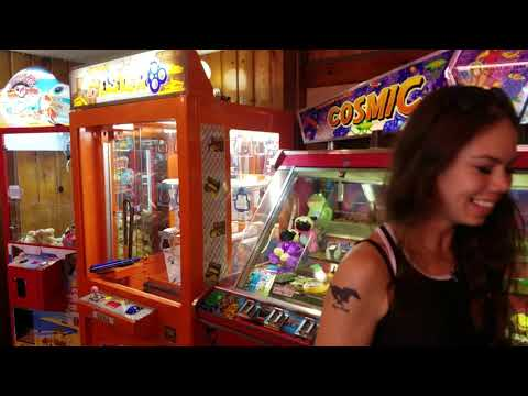 Video Game Arcade Tours - Harry Hall's Amusements (Matlock Bath, UK)