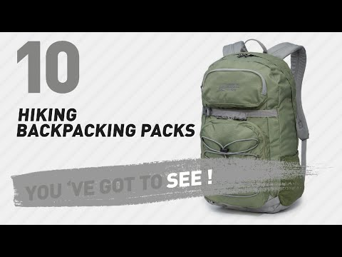 Eastern Mountain Sports Backpacking Packs, Top 10 Best Sellers // Hiking & Camping 2017