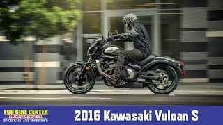 2016 Kawasaki Vulcan S at Fun Bike Center Lakeland