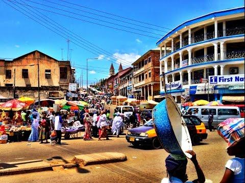 Kumasi | Ghana | Ashanti-Kwahu region