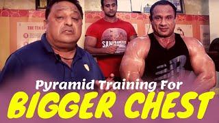 Pyramid training for bigger CHEST