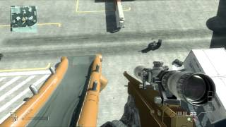 MW3 TERMINAL : HOW TO GET ON PLANE (TUTORIAL)
