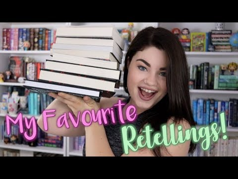 RECOMMENDED READS: YOUNG ADULT RETELLINGS