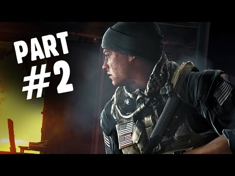 Battlefield 4 Walkthrough Part 2 - Shanghai [Mission 2] BF4 PC Ultra Gameplay 1080p