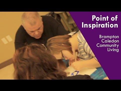 Point of Inspiration: Brampton-Caledon Community Living