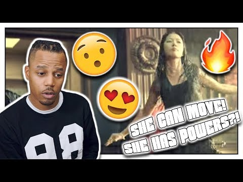 THROWBACK THURSDAY: BOA - Eat You Up REACTION! BOA Dances Like She Invented It! 😱🤯