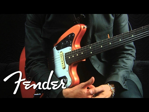 Troy Van Leeuwen Sits Down with Fender Vision | Fender