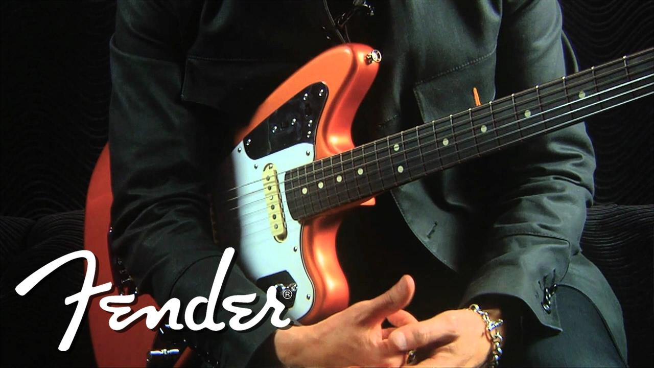 Troy Van Leeuwen Sits Down With Fender Vision | Fender