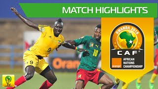 Cameroon vs Ethiopia | Orange African Nations Championship, Rwanda 2016