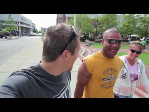 Vlogging With Strangers Prank