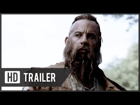 The Last Witch Hunter - Vin Diesel, Elijah Wood (2015) - Official Trailer