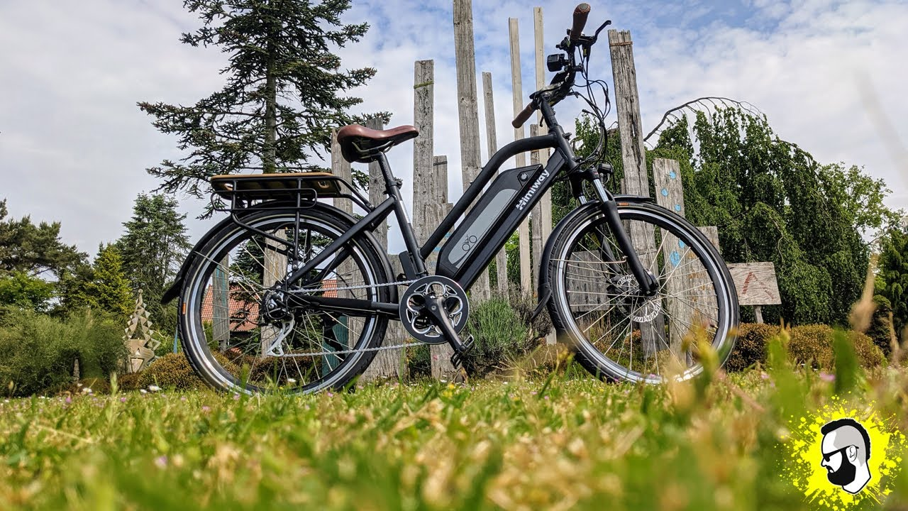Himiway E bike: Unboxing - Test & Review