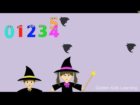 Learn Number Order from 1 to 10 for kids in English