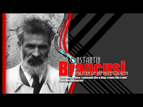 Constantin BRANCUSI   Master Of Infinite COLUMN