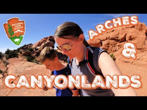 Arches & Canyonlands National Parks - Car Camping with Jordan