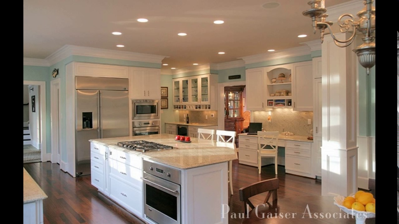 Bi level house kitchen design youtube for Bi level house remodel