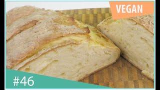 Быстрый хлеб без дрожжей, заквасок и соды
