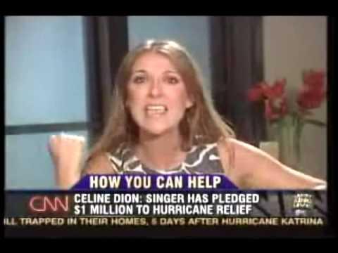 Celine Dion Rap Kayak