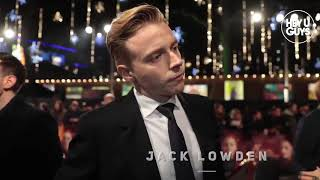 Jack Lowden - Negative opinions, Saoirse Ronan and read scripts