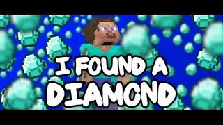 Repeat youtube video I Found A Diamond - An Original Minecraft Song