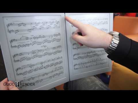 GVIDO 13.3 inch dual screen sheet music review - Review