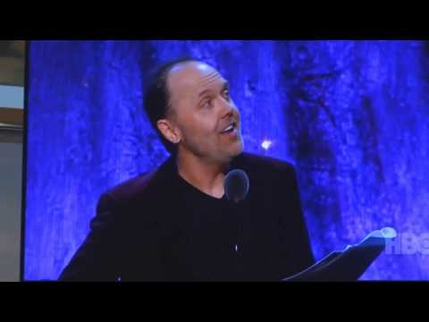 Deep Purple induction to Hall of Fame by Metallica's Lars Ulrich