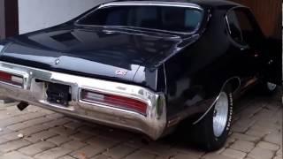 1972 Buick Skylark GS 462 idle (455 Stage 1 engine)