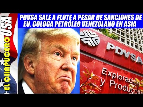 Fracasan sanciones de EU a PDVSA. China y la India acabaron comprando el petróleo venezolano