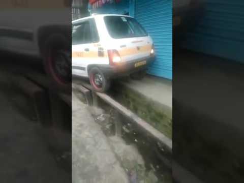 Best car parking in india  maruti 800   