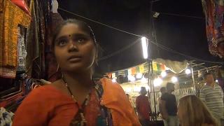 Goa Night Market India