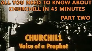 Winston Churchill - Voice of a Prophet
