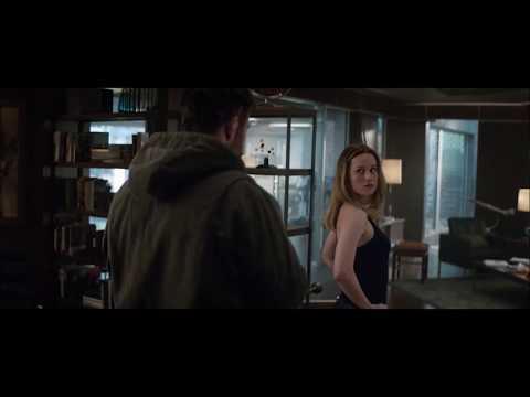 Thor and Captain Marvel (Carol Danvers)