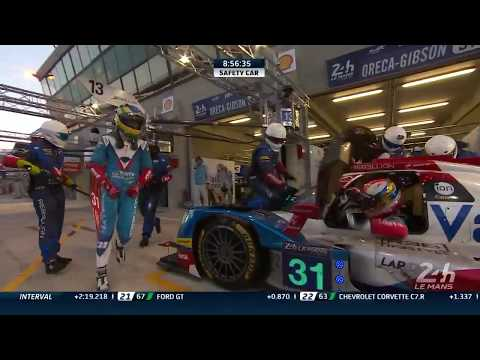 2017 24 Hours of Le Mans - Race hour 16 - REPLAY