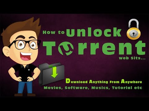 Unlock all TorrentSites | Download anything anywhere | using Hide IP Address | DDT|