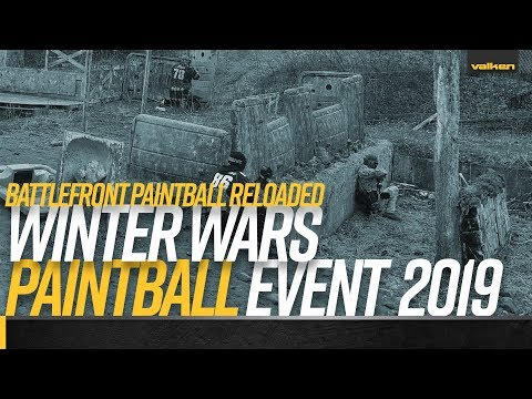 Winter Wars @ Battlefront Paintball Reloaded - March 7th 2020