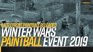 Winter Wars Paintball Event 2019