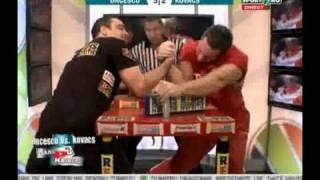 Ion Oncescu (ROM) VS Peter Kovacs (HUN) - Last round