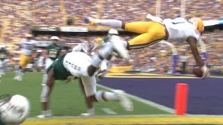 HIGHLIGHTS | Field-level sights, sounds, and scores from LSU