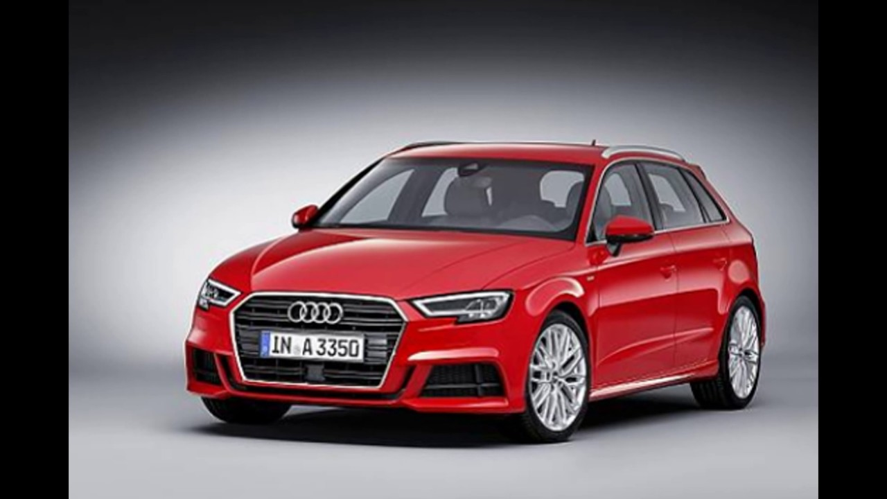 2018 Audi A3 IV Luxury Sedan New Concept Car - YouTube