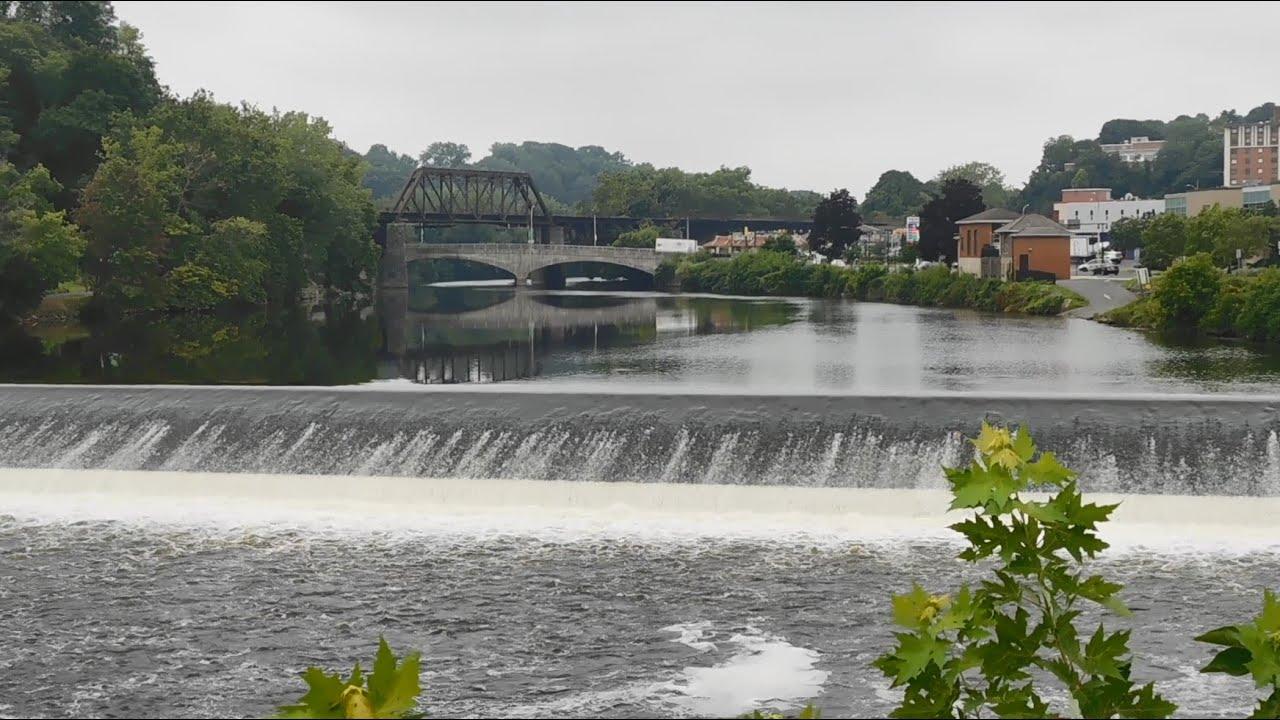 where delaware and lehigh rivers meet